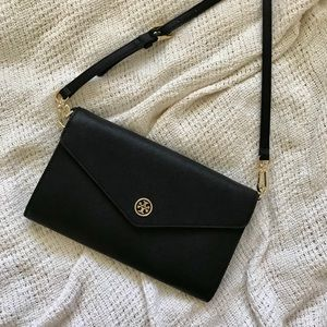 Tory Burch Women's Authentic Crossbody Purse